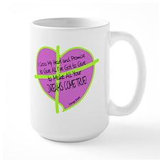 Cross My Heart-George Strait Mugs