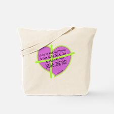 Cross My Heart-George Strait Tote Bag