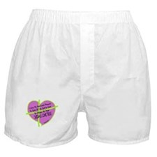 Cross My Heart-George Strait Boxer Shorts