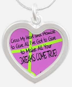 Cross My Heart-George Strait Necklaces