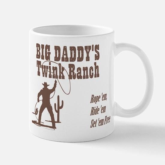 Big Daddys Twink Ranch Mugs