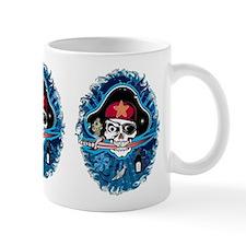Pirate Sugar Skull Mug