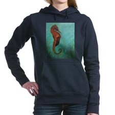 SEA HORSE Hooded Sweatshirt