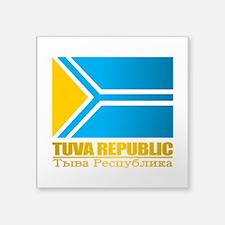 Tuva Flag Sticker