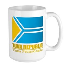 Tuva Flag Mugs