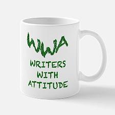 Green - Writers with Attitude Mug