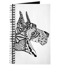 Cropped Great Dane Journal