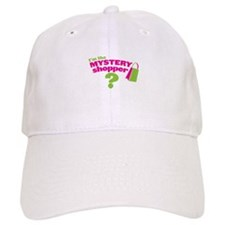 Im the MYSTERY SHOPPER with shopping bags Baseball Cap