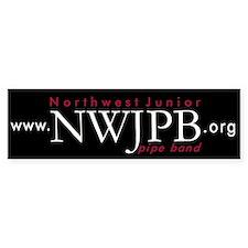 NWJPB Bumper Bumper Sticker