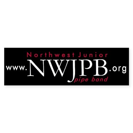 NWJPB Bumper Sticker
