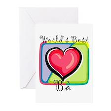 WB Grandma [Vietnamese] Greeting Cards (Package of