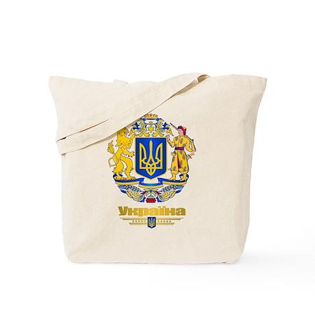 Ukraine COA Tote Bag