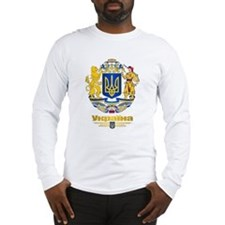 Ukraine COA Long Sleeve T-Shirt