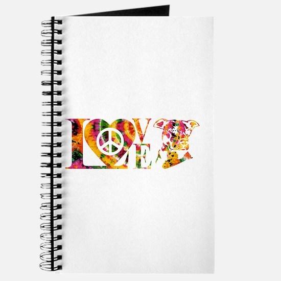 PITBULL LOVE Journal