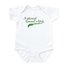 Army fiancee Infant Bodysuit