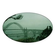 Newport Bay Bridge Decal