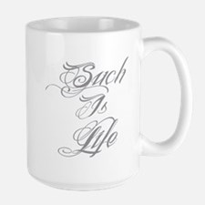 Such is Life in tattoo Mugs
