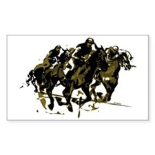 Horse racing Decal