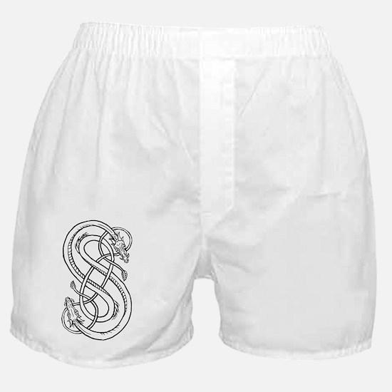 Snakes of Loki Boxer Shorts