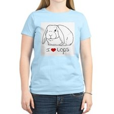 I Love Lop Rabbits 2 T-Shirt