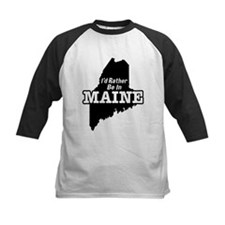 I'd Rather Be In Maine Tee