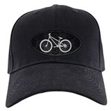 Bicycle Baseball Cap with Patch