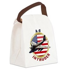 A-6 Intruder Canvas Lunch Bag