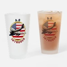 A-6 Intruder Drinking Glass