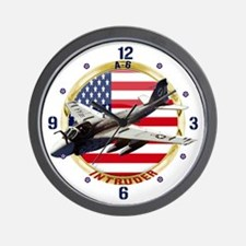 A-6 Intruder Wall Clock