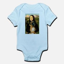 Mona & Boxer Infant Bodysuit