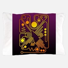 Nazca Hummingbird (P) Pillow Case
