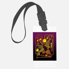 Nazca Hummingbird (P) Luggage Tag