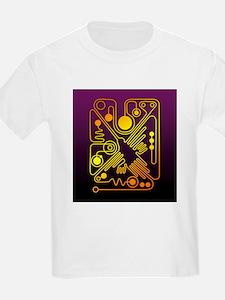 Nazca Hummingbird (P) T-Shirt