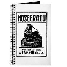 Nosferatu Film Poster Journal