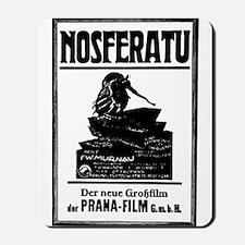 Nosferatu Film Poster Mousepad