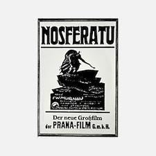 Nosferatu Film Poster Rectangle Magnet