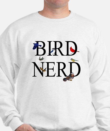 Bird Nerd Jumper