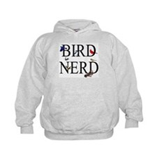 Bird Nerd Hoody