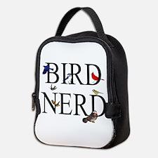 Bird Nerd Neoprene Lunch Bag