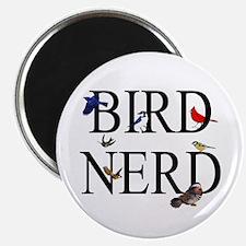 "Bird Nerd 2.25"" Magnet (100 pack)"