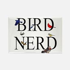 Bird Nerd Rectangle Magnet (10 pack)