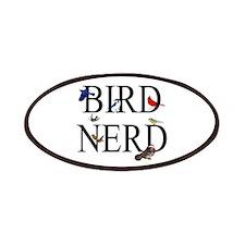 Bird Nerd Patches