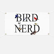 Bird Nerd Banner