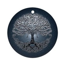 Tree of Life Nova Ornament (Round)