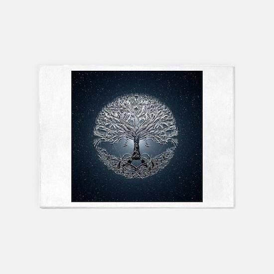Tree of Life Nova 5'x7'Area Rug