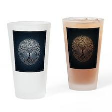 Tree of Life Nova Drinking Glass