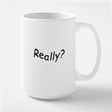 crazy really Mugs