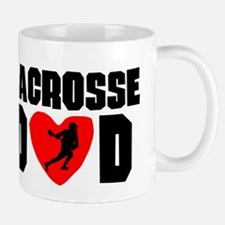 Lacrosse Dad Mugs