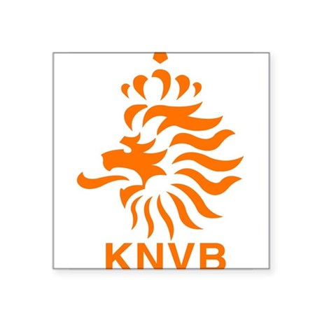 KNVB World Cup 2006 Oval Sticker