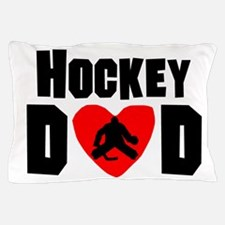 Hockey Dad Pillow Case